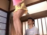 Milf Housekeeper Ayase Minami Is Driving This Boy Crazy