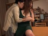 Drunk Husband Overdid It With Drink And Fall Asleep And His Dirty Friend Fuck His Poor Wife  Chitose Saegusa