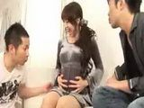 Daughter and mother in law sharing men 3