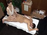 Regular Client Gets Full Treatment In Private Massage Salon