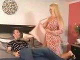 Busty Stepmom Karen Makes Her Teenage Stepson Never Forget This Day