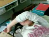 Asian Schoolgirl Fucked In A Classrom During Break Doesnt Want To Be Taped