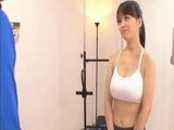 Huge Titted Fitness Instructor Anna Natsuki Was Just To Hard To Resist
