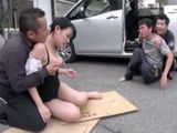 Local Scum Interrupt Love Birds In The Middle of Fucking in Van And Humiliated Them In Worst Possible Way