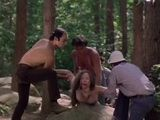 Brutal Gangfuck In The Forest Movie Scene