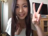 Japanese Beauty Fujii Aisa Talked Into Fucking In A Hotel Room