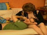 Boy Was Unable To Escape Horny Mom