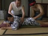 Tired Step Mother Asks Husband and His Son For The Massage But Something Goes Wrong With The Kid