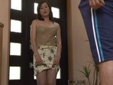 Lustful Asian Mother Can Not Resist The Desire Of Fucking With Her Sons Young Friend  Yoko Kurino