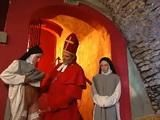 Nuns and Bishop and Priests Fucking In Church Basement