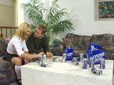 College Girl Shouldnt Accept Invitation For Drink In Private Professor Room