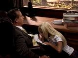 Principal Fuck Swedish Exchange Student Girl In His Office