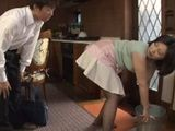Unfortunate Asian Maid Suffered Torture By Boss While His Wife Was On Trip  Hitomi Enjo