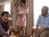 Poor Japanese Wife Was Forced To Pay The Price For Marrying A Wuss Husband Who Used Her To Pay His Debts
