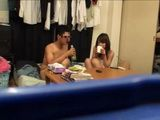 Japanese Teen Taped Visiting Her Cousin Every Day
