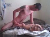 Tied Up And Blindfolded Teen Sextape