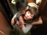 Unwilling Hard Fucked Asian Girl By Pervert Guy In The Middle Of The Restaurant And Public Toilet