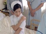 Japanese Nurse Gets Violated By Bunch Of Patients In A Hospital
