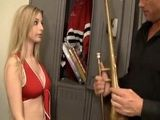 Perverse Trumpeter Is Going To Teach Teen Schoolgirl To Blow His Trumpete