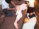 Japanese Milf Mommy Gets Fucked While Her Son Sleeps In the Same Room