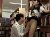 Teen Schoolgirl Harassed In Library