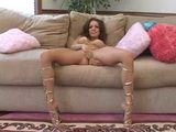 Gold Busty Milf Was Fucked In All Three Holes