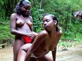 African Girls In Jungle