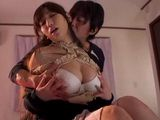Busty Japanese Wife Cheating On Her Hubby In A Hotel Room With A Total Stranger