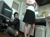 Asian Young Mom Will Be Easy Prey