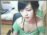 Sakura Live Japanese Web Cam Babe In Action