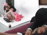 Photographer Abuses Young Japanese Bride While Her Husband Is Taking A Nap While Taking Wedding Photos At His Studio