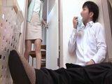 Sister Inagawa Natsume Entered Bathroom In a Very Bad Moment